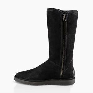 Ugg Abree tall black boots